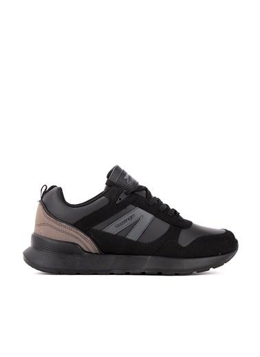 Slazenger Slazenger SHELL Koşu & Yürüyüş Kadın Ayakkabı    Siyah